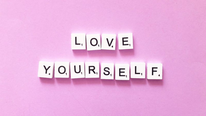 Love Yourself! Self-Care on Valentines Day