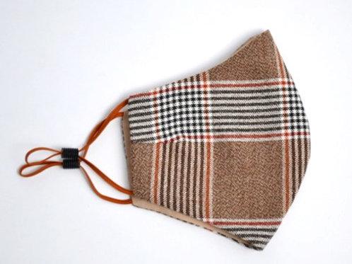 Chestnut tweed
