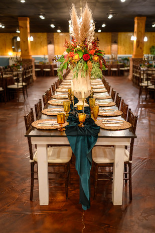 Family Style Table