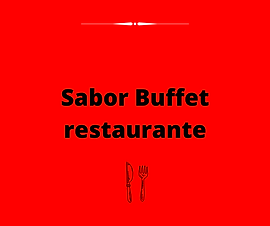 Sabor Buffet