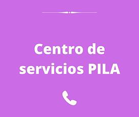Centro de servicios PILA