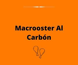 Macrooster Al Carbón