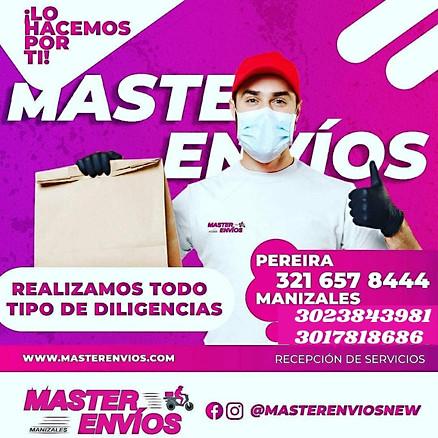 MASTER ENVÍOS