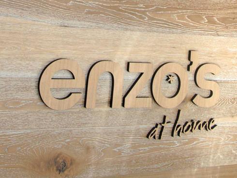 ENZO'S AT HOME