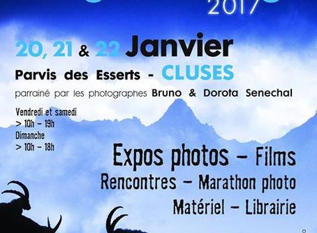 """Saint-Pierre et Miquelon en lumière lors du Festival """"Images et Neiges"""" de Cluses"""