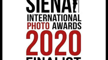 Finaliste des SIENA International Photo Awards 2020