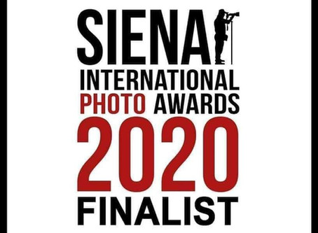 Finaliste des SIENA International Photo Awards 2020