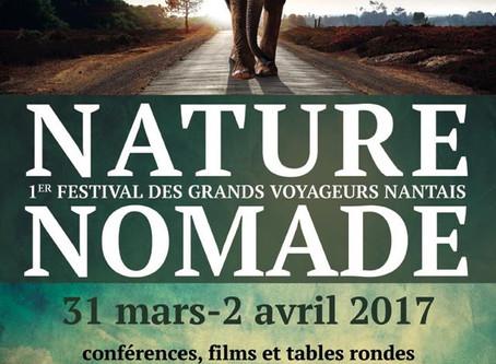 Le photographe Grégory POL sera présent au Festival Nature Nomade de Nantes.