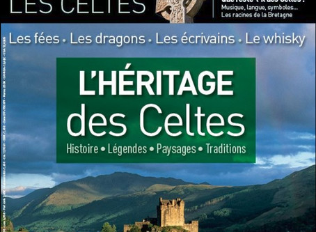 """L'envol"" dans  Bretagne Magazine !"