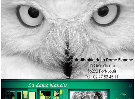 """Les Yeux du Harfang à """"La Dame Blanche"""" !"""
