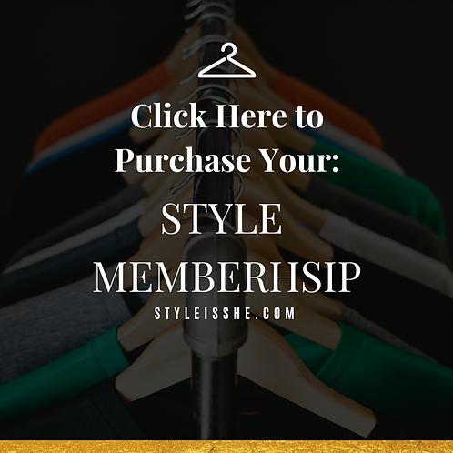 Style Membership