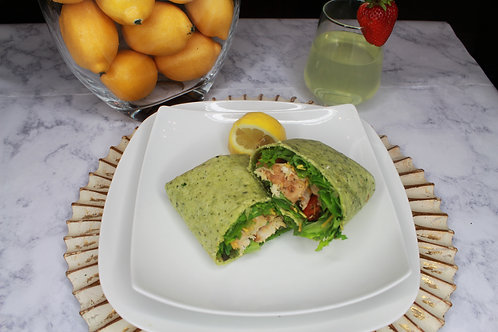 The Scott (Grilled Chicken Salad Wrap)