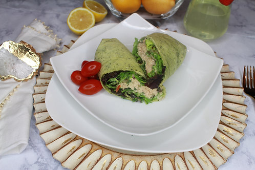 The Sergeant (Tuna Salad Wrap)