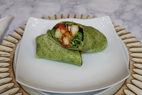 Grilled Shrimp Wrap