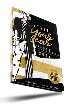 Digital Style Your Year Planner