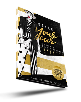 Autographed Style Your Year Planner