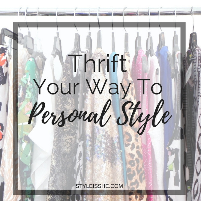 Thrift Your Way to Personal Style