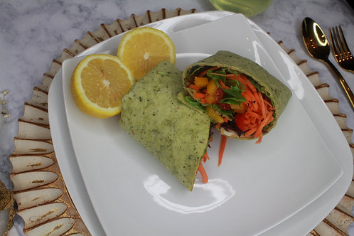The Breeze (Veggie Wrap)