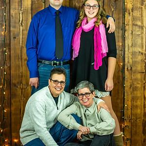 Ann and Pauline Family