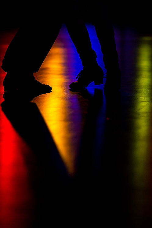 Dancing Feet 11x14