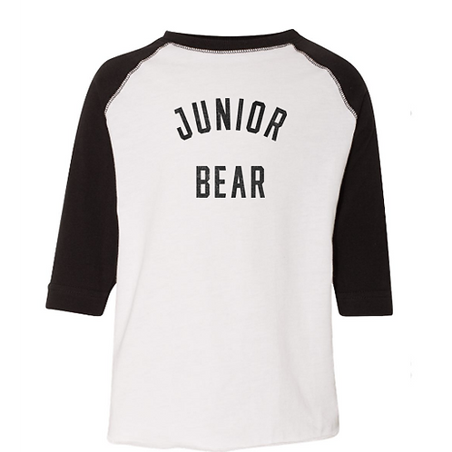 LITTLE DUDES & DUDETTES RAGLAN (TODDLER)