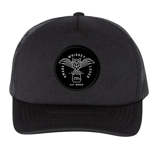 'THE SEAL' | VELCRO PATCH SNAPBACK HAT