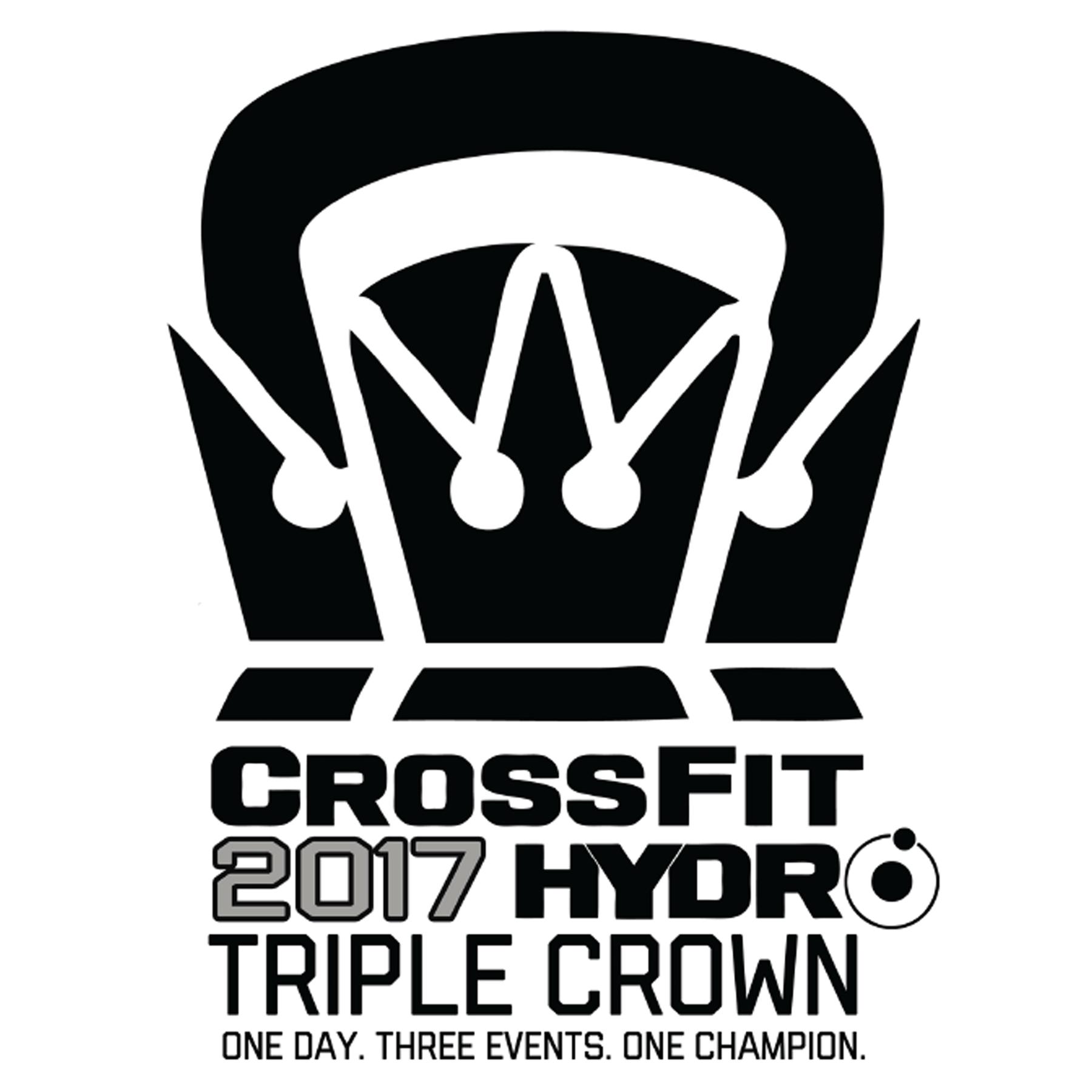 CROSSFIT HYDRO EVENT BRANDING
