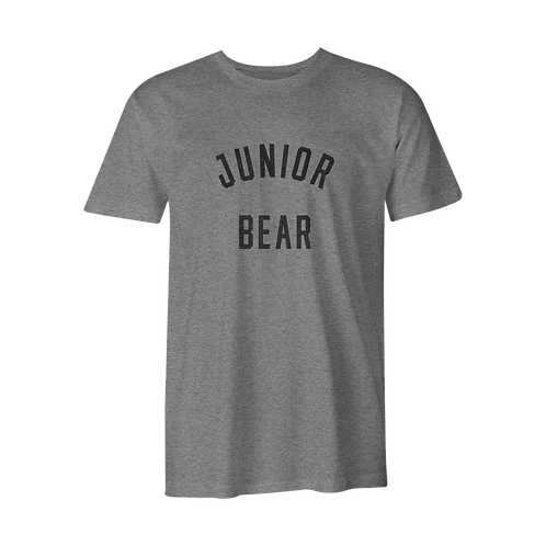 'JUNIOR BEAR' S/S TEE (TODDLER & YOUTH)