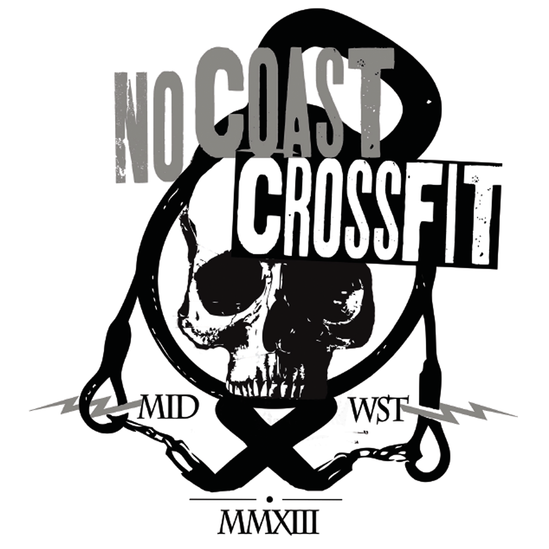 CROSSFIT EVENT TEE DESIGN