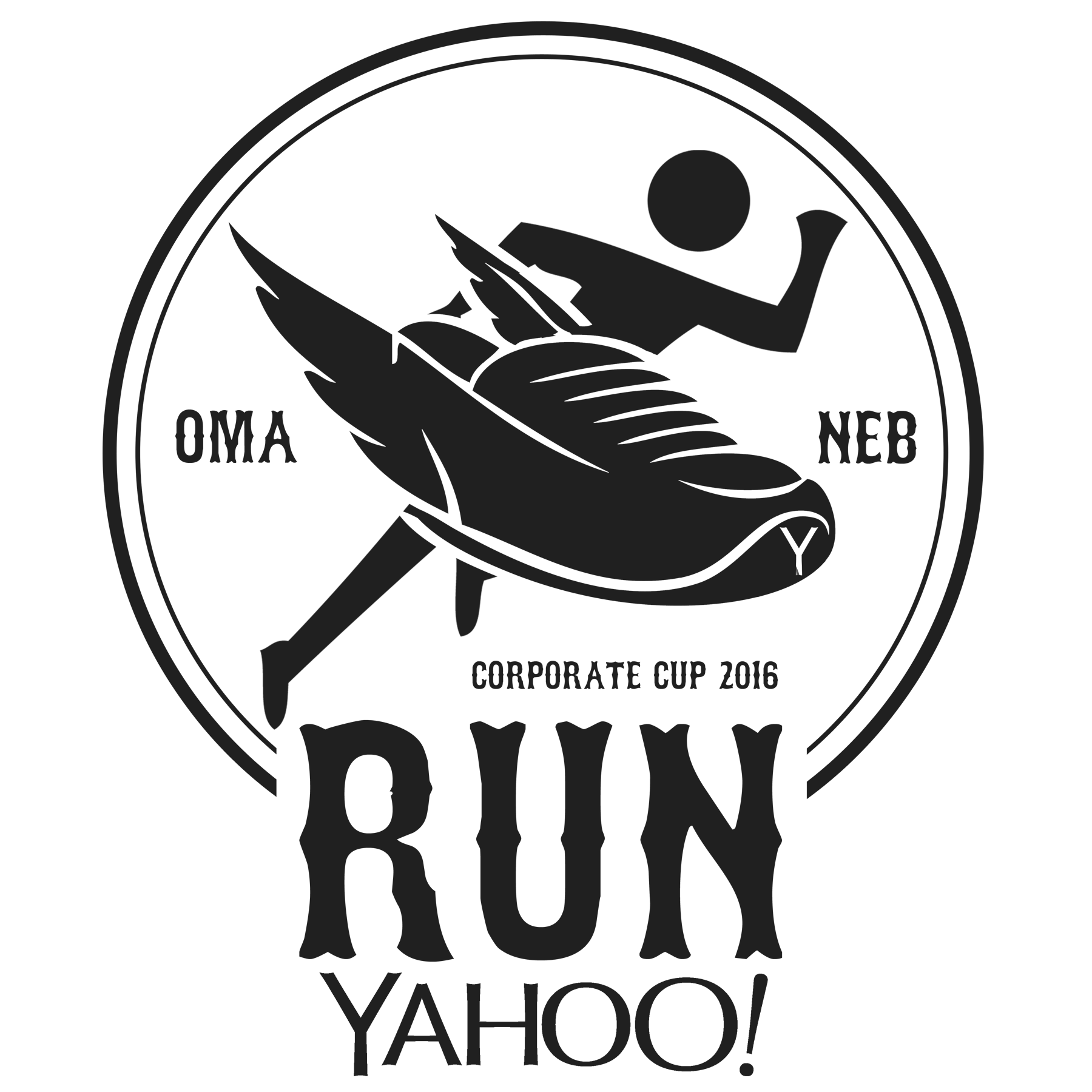 YAHOO CORPORATE CUP 2016 DESIGN