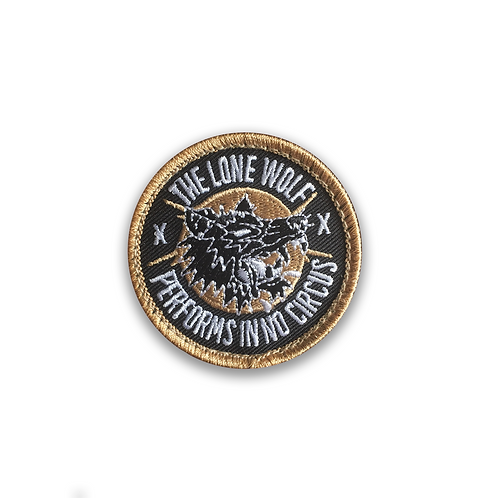 "2.5"" VELCRO PATCH 