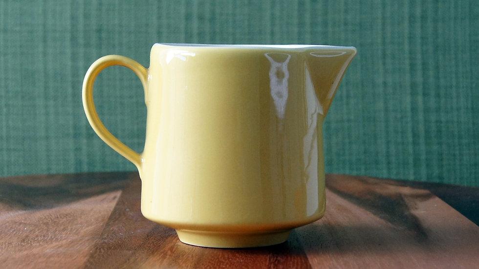 Vintage Mid Century Ceramic Creamer USA Pottery