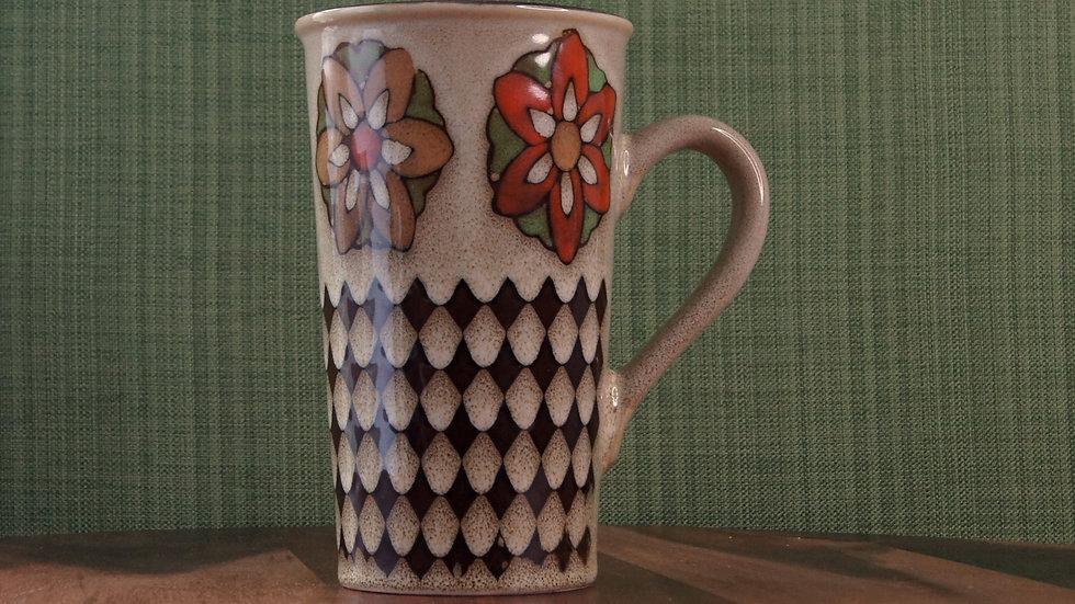 Boho Vintage Look Mug