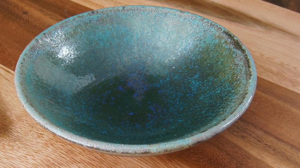 Handmade Pottery, ShallowBowl