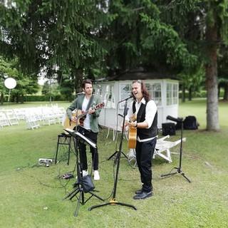 Duo voci e chitarre