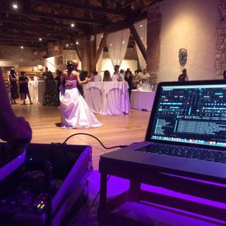 Primo ballo con DJ