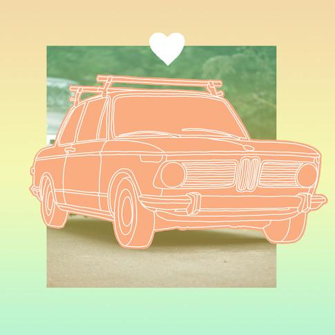 1977 BMW 2002