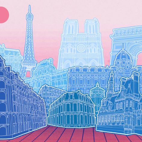 Paris - Spread III