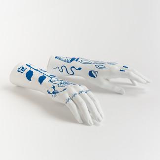 Katherine's Hands