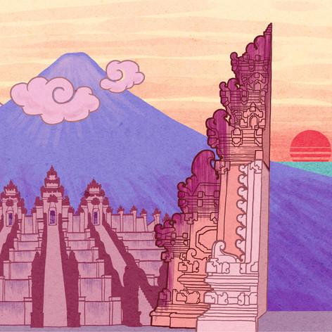 Bali - Spread I