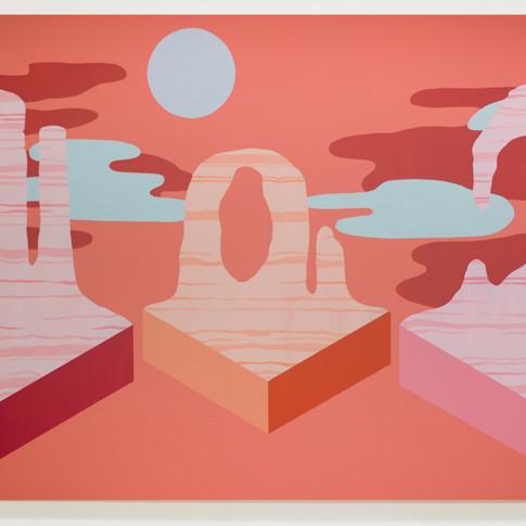 Design Arts Thesis Part II: Desert Painting