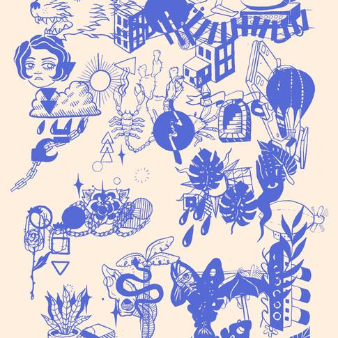 Pattern XX