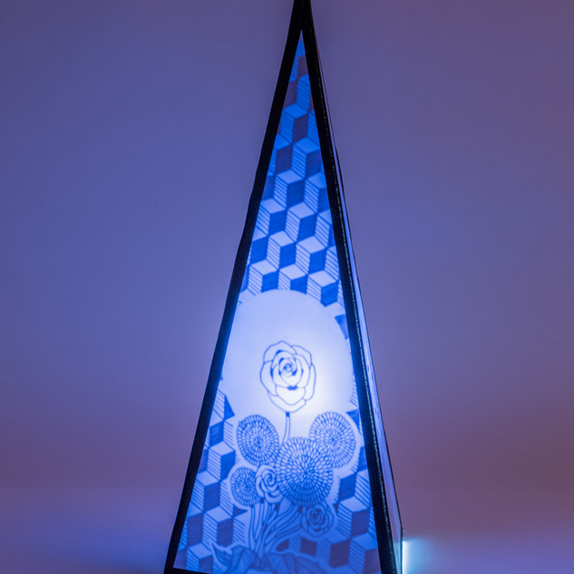 The Crystal Lamp