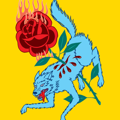 Dedicated Hellhound