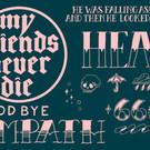 Typographic Flash Sheet I
