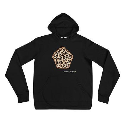 Leopard Cupcake Hoodie