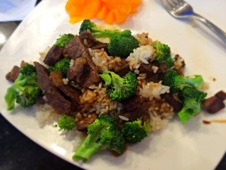 Slow-Cooker Beef & Broccoli
