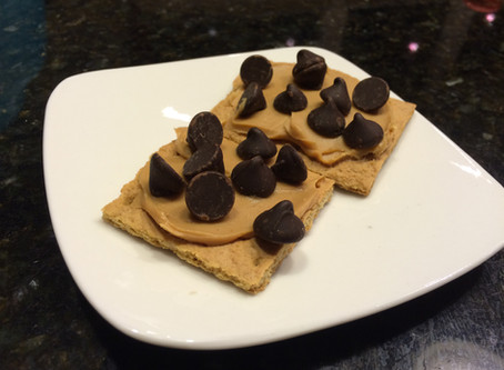 Chocolate & Peanut Butter Grahams