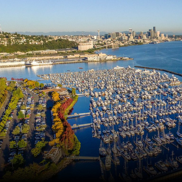 Elliot Bay Marina - Seattle, Washington