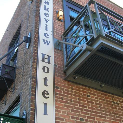 Lakeview Hotel - Chelan, WA
